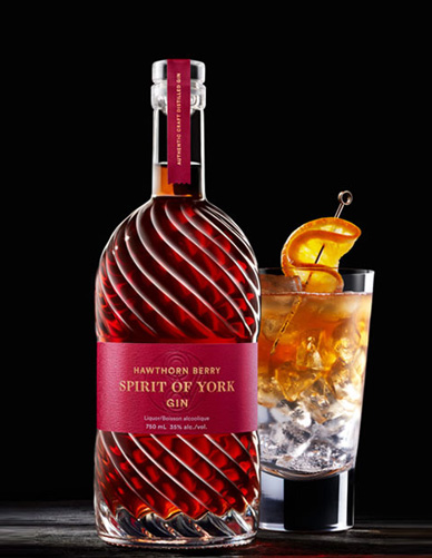 Spirit of York Gin Toronto