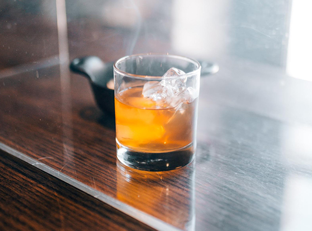 Spirit of York's Vanilla Old Fashioned