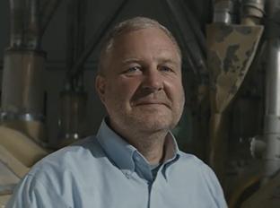 Volker Storjohann of Brant Flour Mills